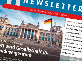 BWI Informationstechnik GmbH – IT-Newsletter