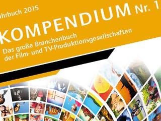 Kompendium Nr. 1 – Das große Branchenbuch der Film- und TV-Produktionsgesellschaften